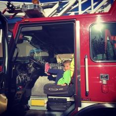 millie fire truck