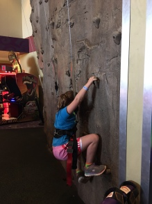 shannon climbing wall