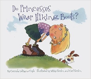 do princesses wear hikib boots